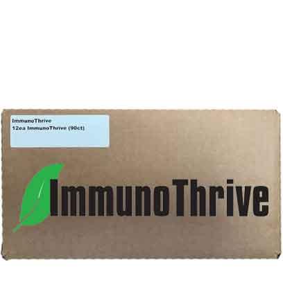 ImmunoThrive Supplement - case of 12